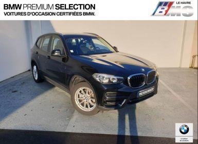 Vente BMW X3 xDrive20dA 190ch Lounge Euro6c Occasion