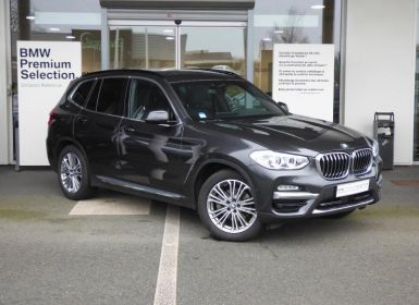Voiture BMW X3 xDrive20dA 190ch Luxury Euro6c Occasion
