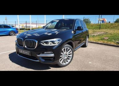 Achat BMW X3 xDrive20dA 190ch Luxury Euro6c Occasion
