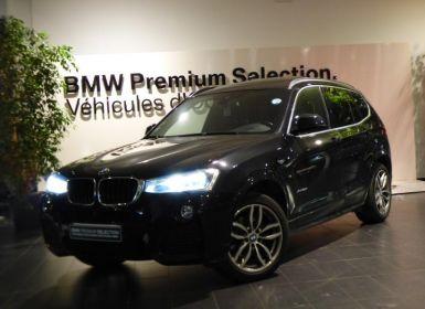 Voiture BMW X3 xDrive20dA 190ch M Sport Occasion