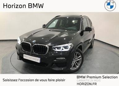 Achat BMW X3 xDrive20dA 190ch M Sport Occasion