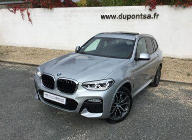 Acheter BMW X3 xDrive20dA 190ch M Sport Euro6c Occasion