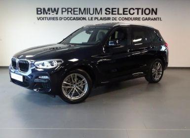 Voiture BMW X3 xDrive20dA 190ch M Sport Euro6c Occasion