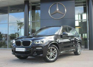 Vente BMW X3 xDrive20dA 190ch M Sport Euro6c Occasion