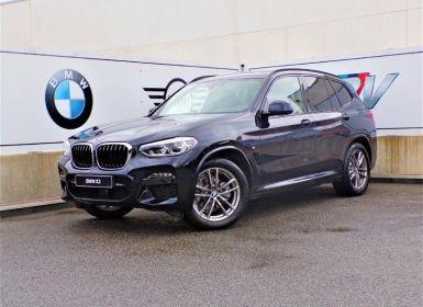 BMW X3 xDrive20dA 190ch M Sport Euro6c
