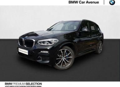 Vente BMW X3 xDrive20dA 190ch M Sport Euro6d-T Occasion