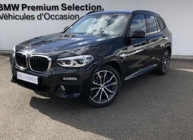 Vente BMW X3 xDrive20dA 190ch M Sport Euro6d-T 131g Occasion