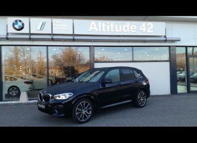 Vente BMW X3 xDrive20dA 190ch M Sport Euro6dT Occasion