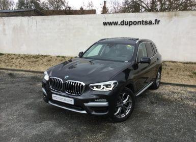 Voiture BMW X3 xDrive20dA 190ch xLine Euro6c Occasion
