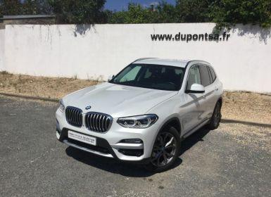 BMW X3 xDrive20dA 190ch xLine Euro6c Occasion