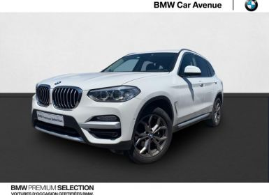 Vente BMW X3 xDrive20dA 190ch xLine Euro6c Occasion