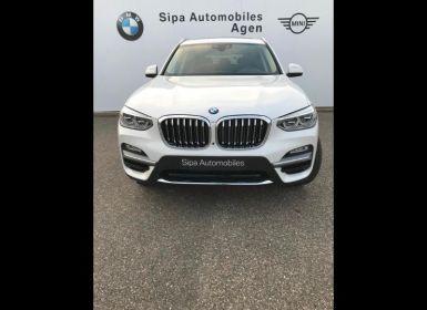 Vente BMW X3 xDrive25dA 231ch Luxury Euro6c Occasion