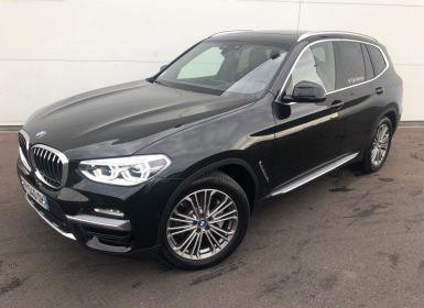 BMW X3 xDrive25dA 231ch Luxury Euro6c Neuf