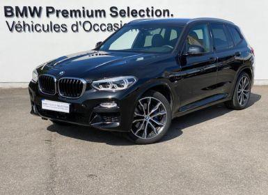 Vente BMW X3 xDrive25dA 231ch M Sport Euro6c Occasion