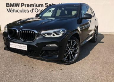 Achat BMW X3 xDrive25dA 231ch M Sport Euro6c Occasion