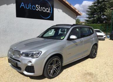 BMW X3 XDRIVE30 M SPORT