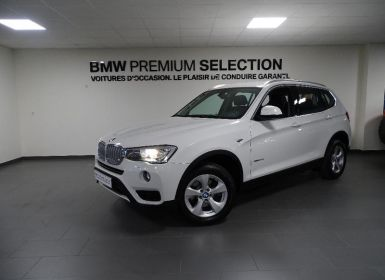 BMW X3 xDrive30dA 258ch Lounge Plus Occasion