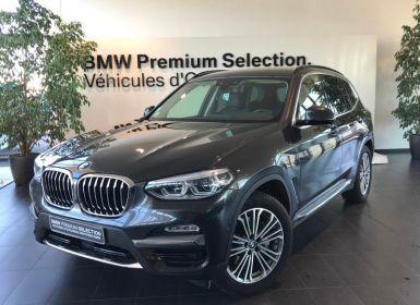 Vente BMW X3 xDrive30dA 265ch Luxury Occasion