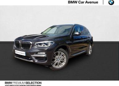 Vente BMW X3 xDrive30dA 265ch Luxury Euro6d-T Occasion