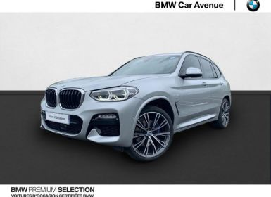 Vente BMW X3 xDrive30dA 265ch M Sport Occasion