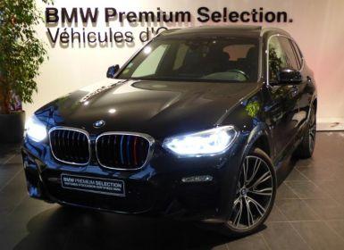 Voiture BMW X3 xDrive30dA 265ch M Sport Euro6c Occasion