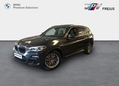 Vente BMW X3 xDrive30dA 265ch M Sport Euro6c Occasion
