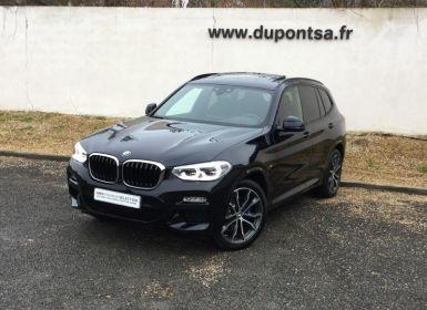 BMW X3 xDrive30dA 265ch M Sport Euro6d-T Neuf