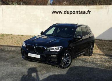 Vente BMW X3 xDrive30dA 265ch M Sport Euro6d-T Neuf