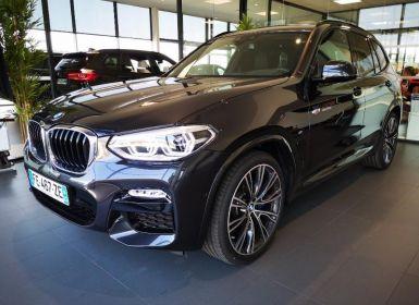 Vente BMW X3 xDrive30dA 265ch M Sport Euro6d-T Occasion