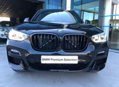 Achat BMW X3 xDrive30dA 265ch M Sport Euro6d-T Neuf