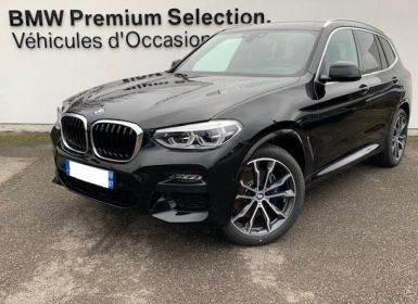 Achat BMW X3 xDrive30dA 265ch M Sport Euro6d-T Occasion