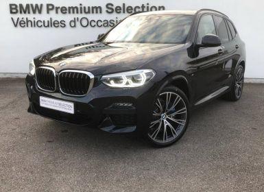 BMW X3 xDrive30dA 265ch M Sport Euro6d-T