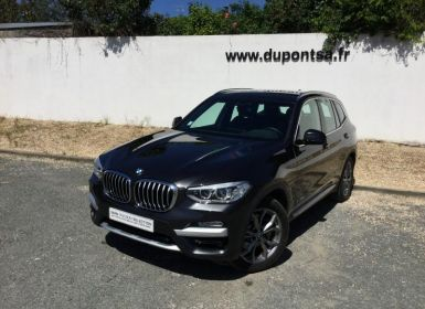 Vente BMW X3 xDrive30dA 265ch xLine Occasion