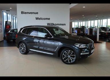 BMW X3 xDrive30dA 265ch xLine Euro6c Occasion