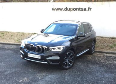 Vente BMW X3 xDrive30dA 265ch xLine Euro6d-T Occasion