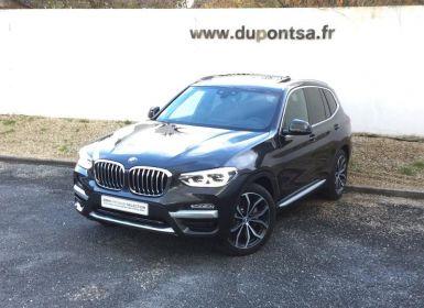 Voiture BMW X3 xDrive30dA 265ch xLine Euro6d-T Occasion