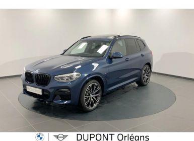Achat BMW X3 xDrive30dA 286ch M Sport Occasion