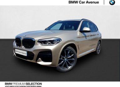 Vente BMW X3 xDrive30eA 292ch M Sport E6d-T Occasion