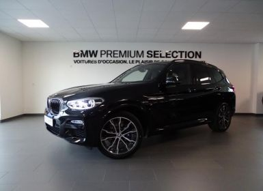 Voiture BMW X3 xDrive30iA 252ch M Sport Euro6c Neuf