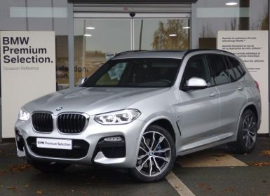 Voiture BMW X3 xDrive30iA 252ch M Sport Euro6d-T Occasion