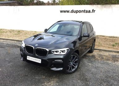 BMW X3 xDrive30iA 252ch M Sport Euro6d-T 153g Neuf