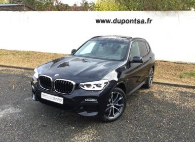 Achat BMW X3 xDrive30iA 252ch M Sport Euro6d-T 153g Occasion