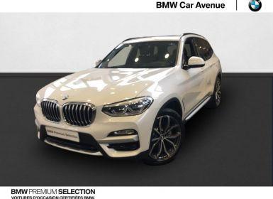 BMW X3 xDrive30iA 252ch xLine Euro6c Neuf