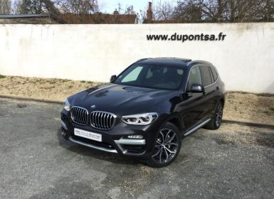 Vente BMW X3 xDrive30iA 252ch xLine Euro6d-T Occasion