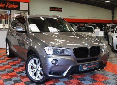 Vente BMW X3 XDRIVE35DA 313CH EXCLUSIVE Occasion