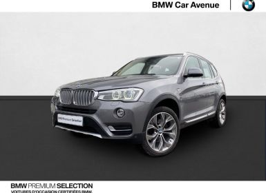 Vente BMW X3 xDrive35dA 313ch xLine Occasion