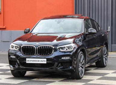 Achat BMW X4  (G02) XDRIVE30IA 252 M SPORT Occasion