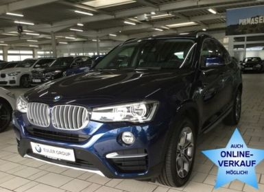 BMW X4 20d  Occasion