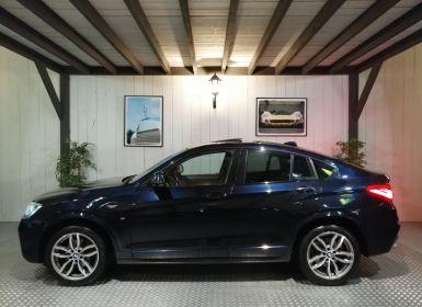 BMW X4 20D 190 CV M SPORT XDRIVE BVA Occasion