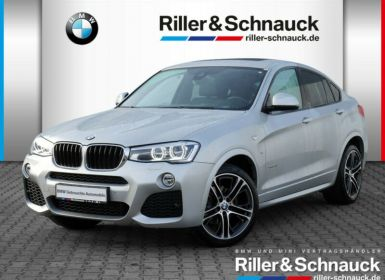 Vente BMW X4 20d Pack M Occasion